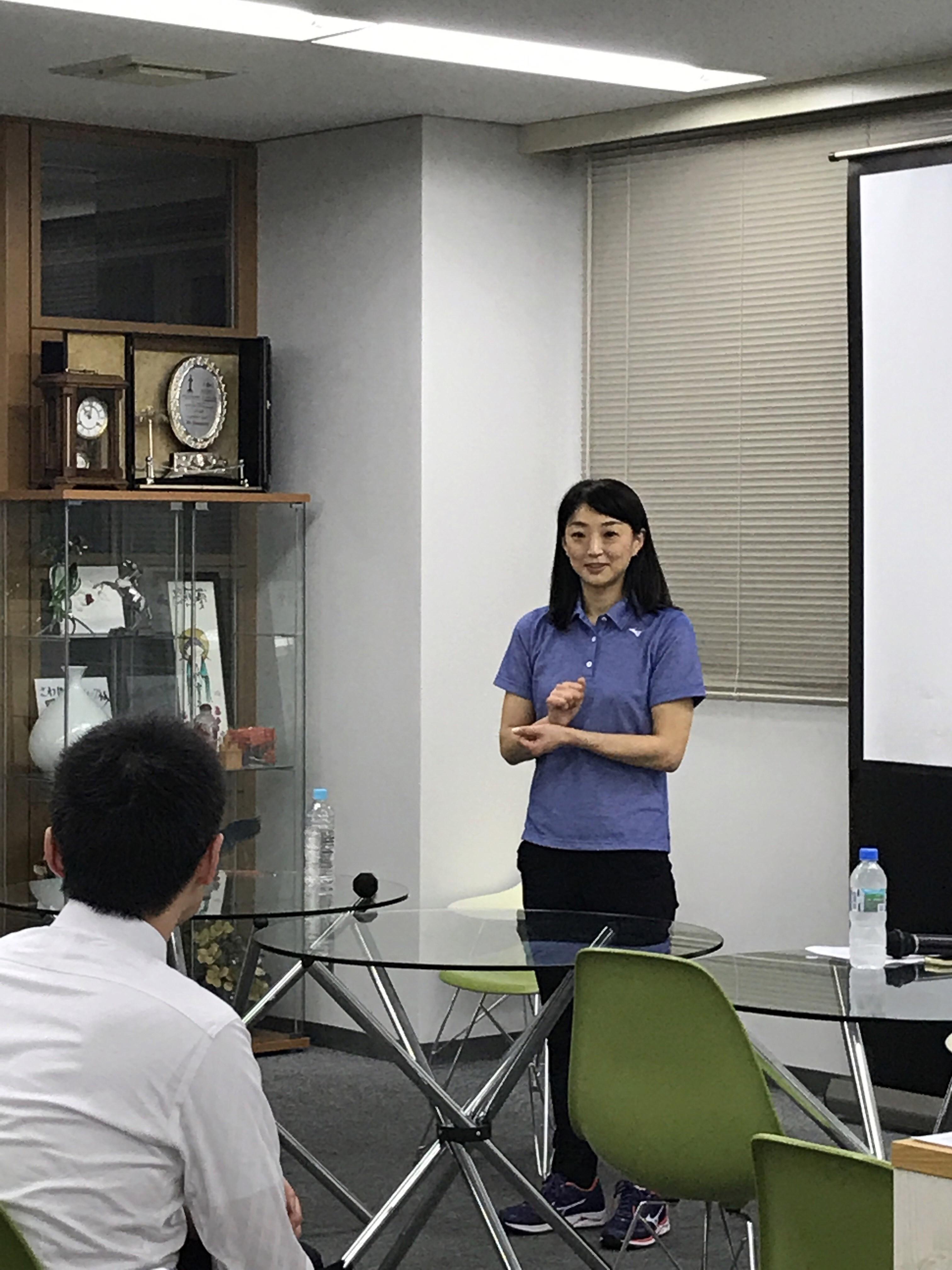 いのちの教室 岩崎恭子さんトークイベント